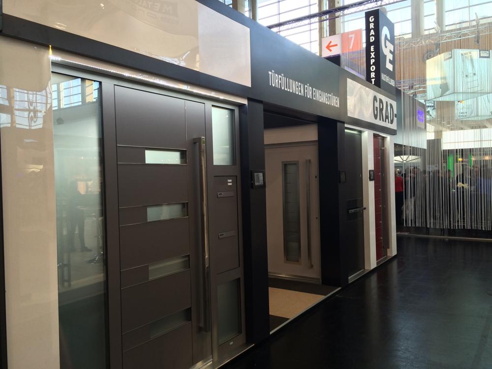 Fensterbau Frontale 2016 Nuremberg Grad Export D O O