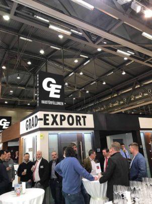 Grad-Export na sajmu Bauen&Energie