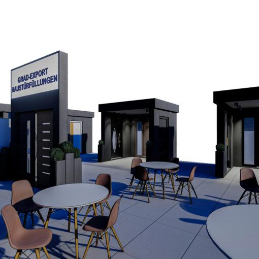 Grad-Export on Fensterbau Frontale 2022