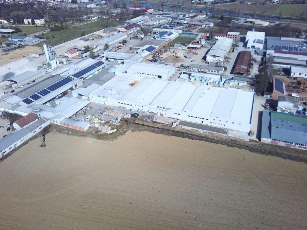 Grad-Export - nove proizvodne hale (2021.)